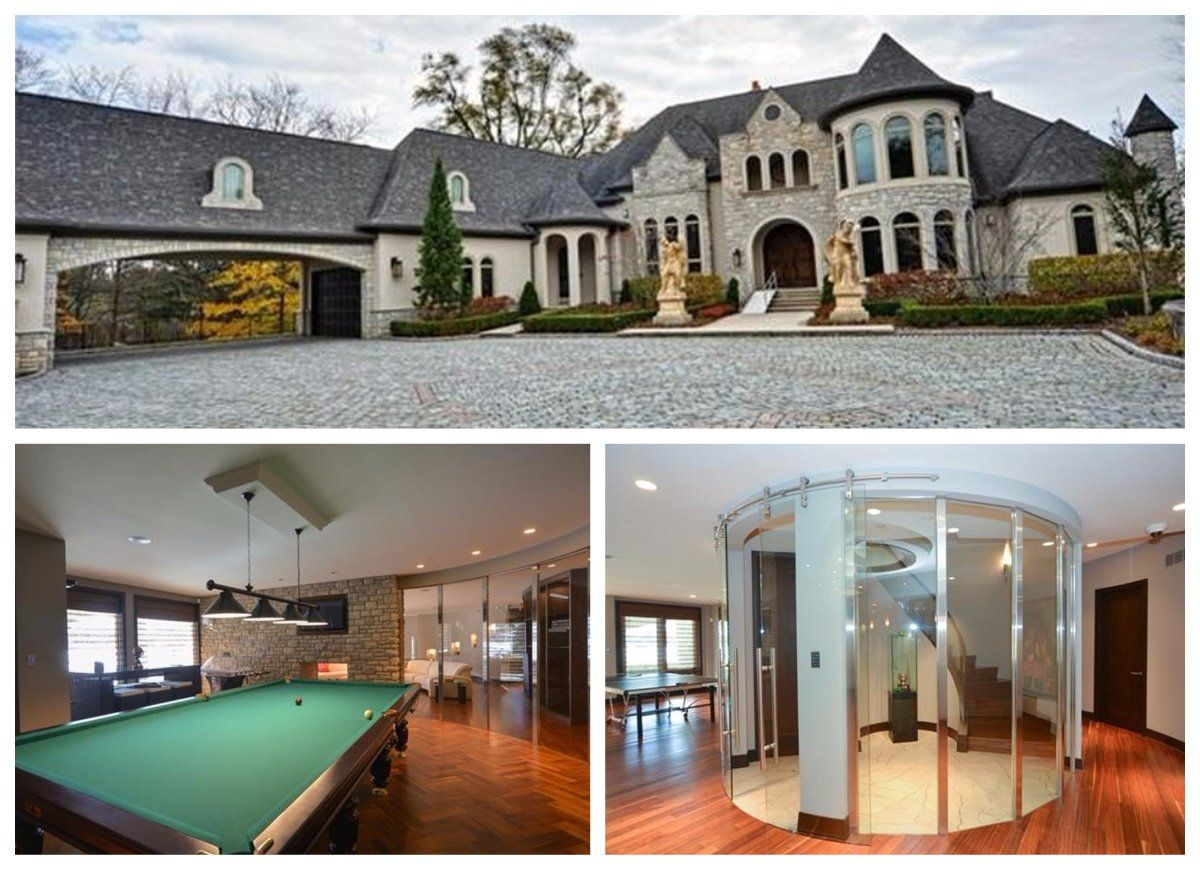 11 Incredible Mansions That No One Wants To Buy Mansions