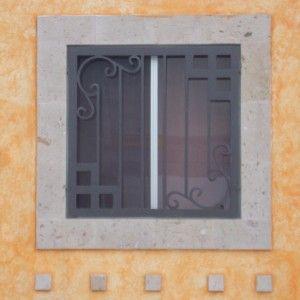 Foto De Diseños Rejas Para Ventanas Modernas Para Casa Forja In
