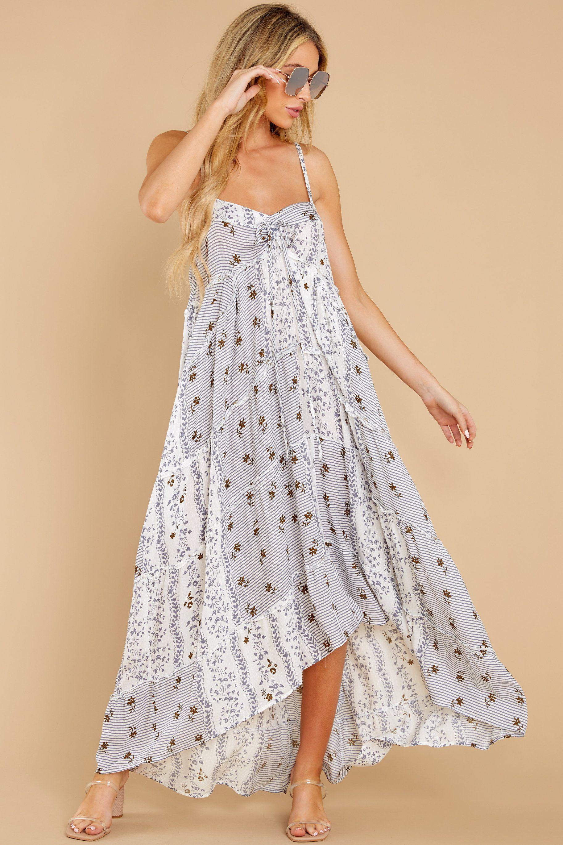 Boho White Dress Scrunched Sweetheart Maxi Dress Dress 62 00 Printed Maxi Dress White Boho Dress Maxi Dress [ 2738 x 1825 Pixel ]