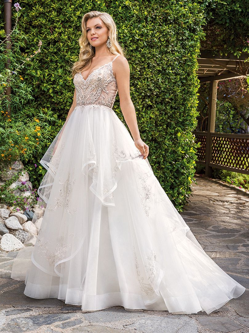 Pin On A Hillside Fairytale Collection By Casablanca Bridal [ 1080 x 809 Pixel ]