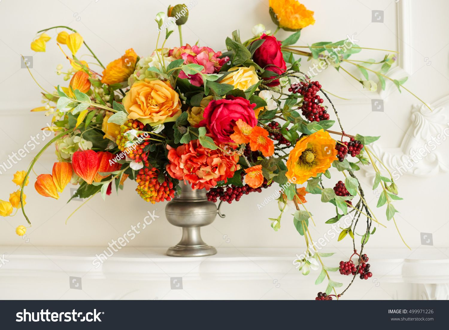 Inspiration for bouquet for dinner (need low vase