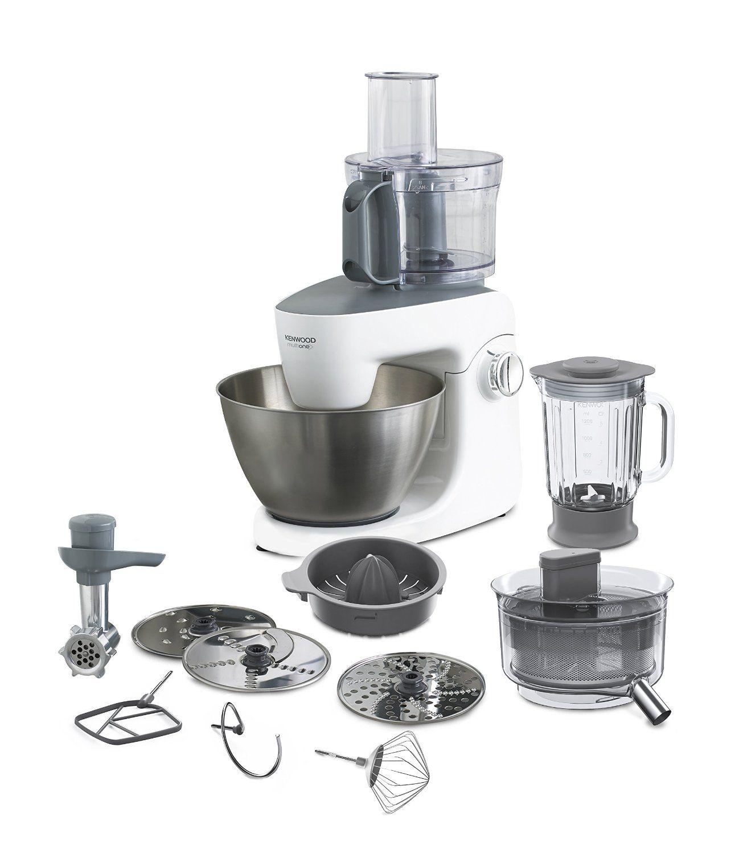 Kenwood KHH326WH Multione Impastatrice: Amazon.it: Casa e cucina ...
