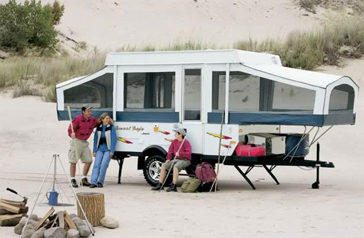 Photo of The Best Off-Road Camper Trailers For The Great Outdoors