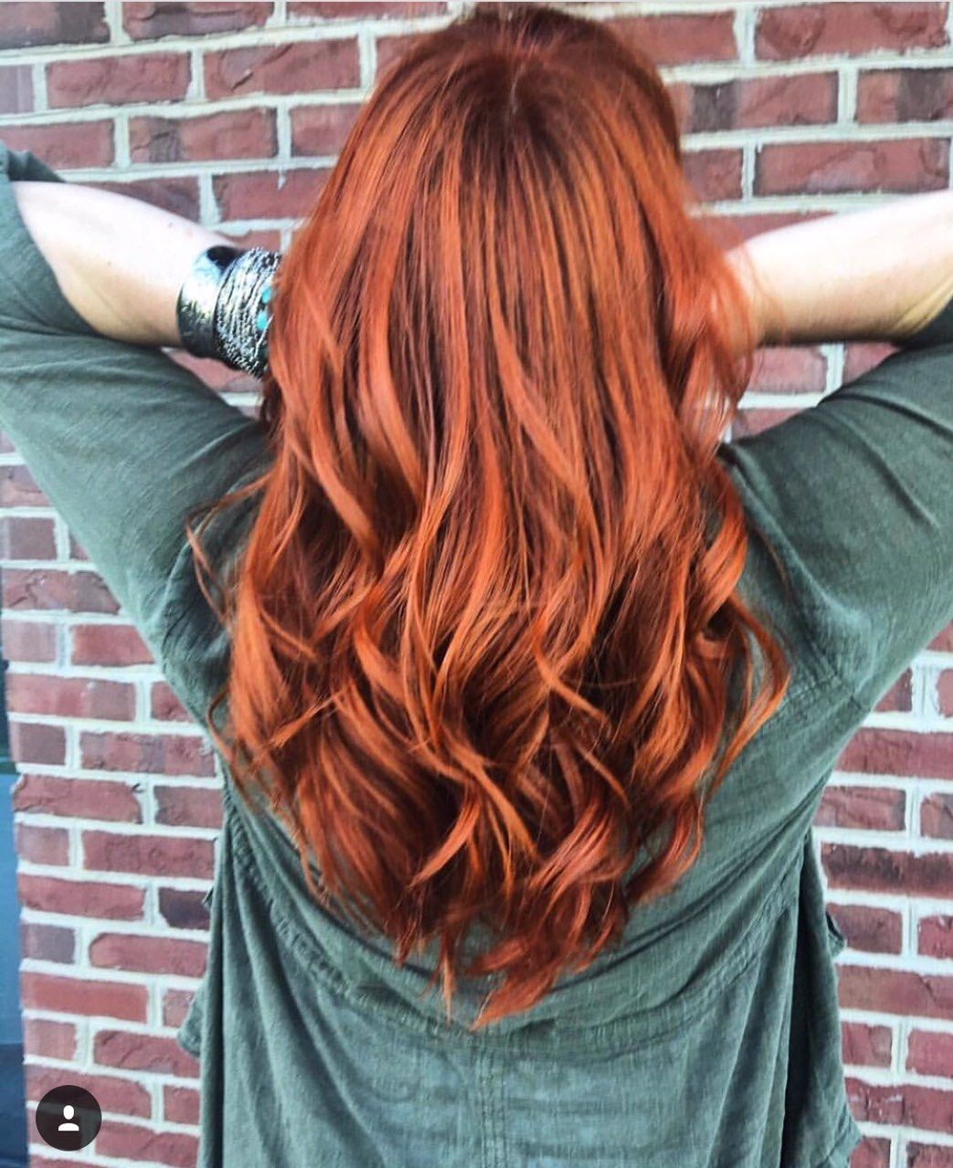 Multi Dimensional Natural Copper Color By The Design Team At G Michael Salon Indy S Premier Oribe Salo Best Hair Salon Cool Hairstyles Hair Inspiration Color