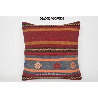 Kilim Rug Pillow European Large Floor Pillow TURKISH KILIM PILLOW Amazing Large Decorative Floor Pillows