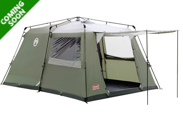 Coleman Instant Tent Check out these brilliant conversion c&ing tents. They are very cool   sc 1 st  Pinterest & Coleman Instant Tent Check out these brilliant conversion camping ...