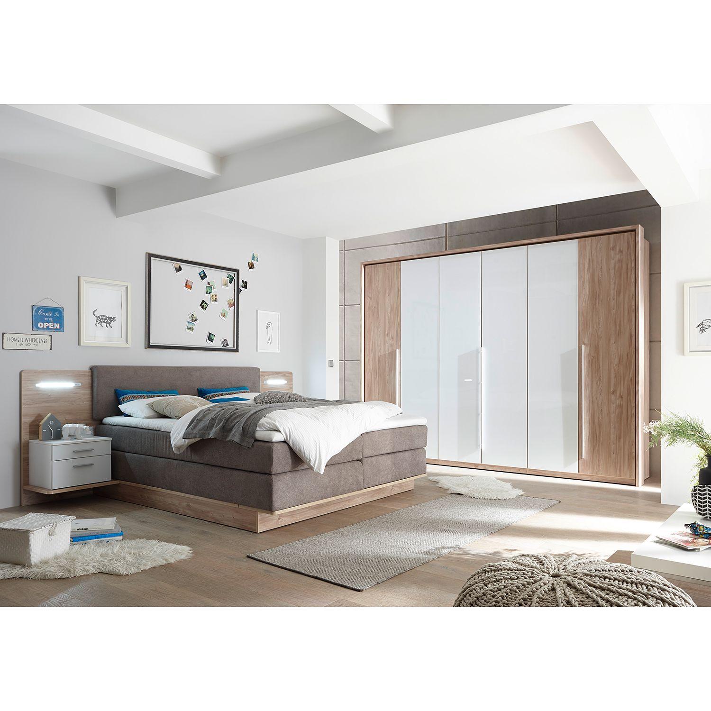 Bettanlage Darkley Komplettes schlafzimmer, Schlafzimmer