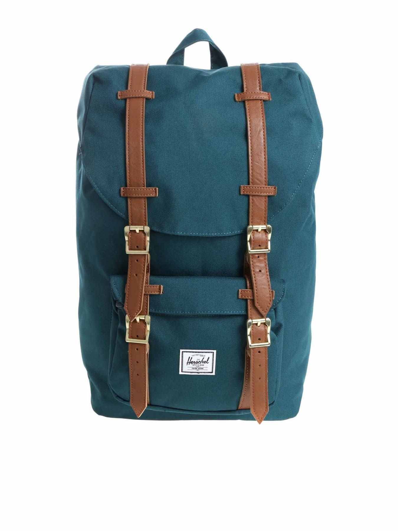85e63d87bb HERSCHEL SUPPLY CO. BACKPACK LITTLE AMERICA.  herschelsupplyco.  bags   leather  lining  polyester  backpacks