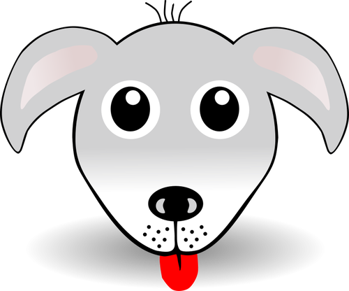 Gambar Anjing Kartun Lucu Funny Dog Head Vector Drawing Public Domain Vectors Gambar Kartun Binatang Lucu Terbaru Anj Gambar Anjing Anjing Gambar Anjing Lucu