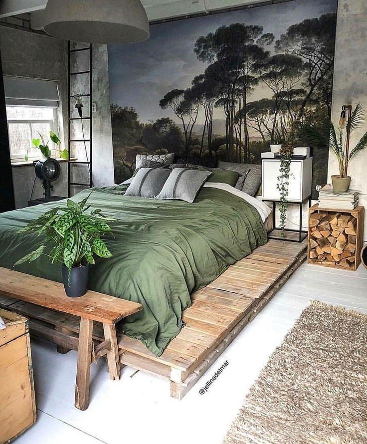 Schlafzimmer Inspiration: HK SelectionDie endgültige Quelle für Innenarchitekten - Garten Dekoration #bedroominspirations