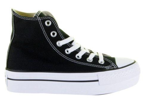 Converse, CT Platform HI, 540169C, Sneakers, Platforms ...