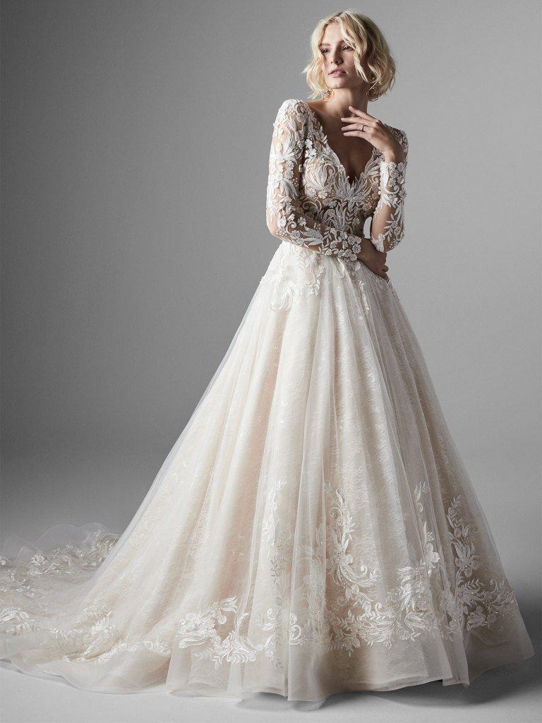 ZANDER by Sottero and Midgley Wedding Dresses Wedding