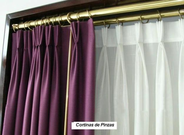 Fotos de cortinas modernas cortinas de tela de cocina - Cortinas para cocina fotos ...