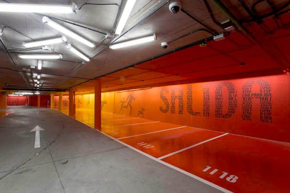 weekly roundup parking garages cars graphics and