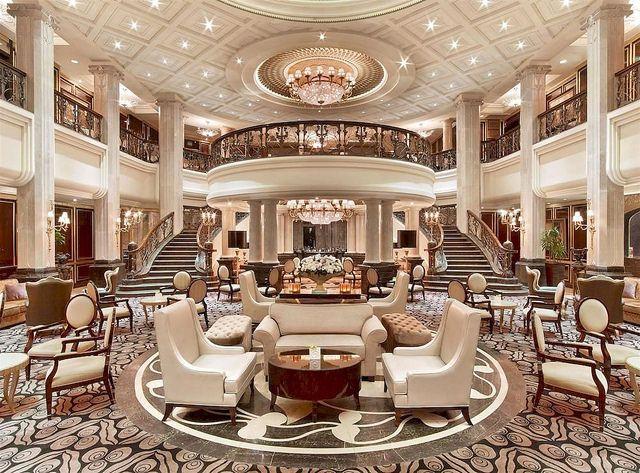 St. Regis Hotels & Resorts debuts in Russia
