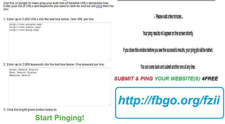 Free Mass Ping Submitter | Tools Id Like To Give | Free