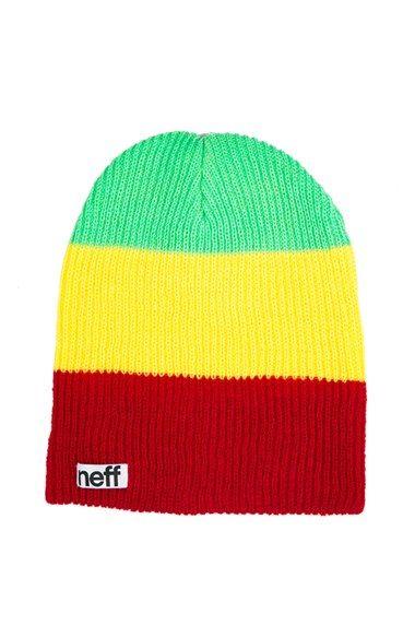 Neff 'Trio' Knit Beanie