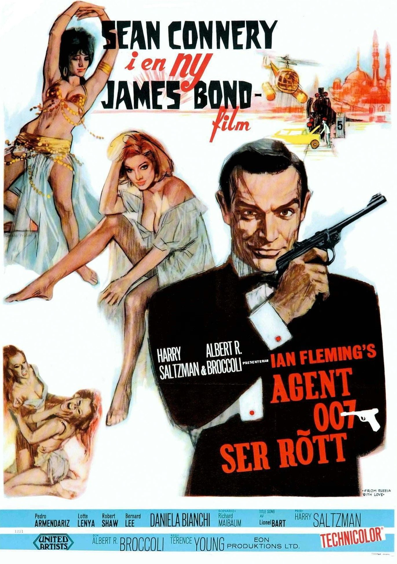 James Bond 2 From Russia With Love 1963 Dvdrip Hindi