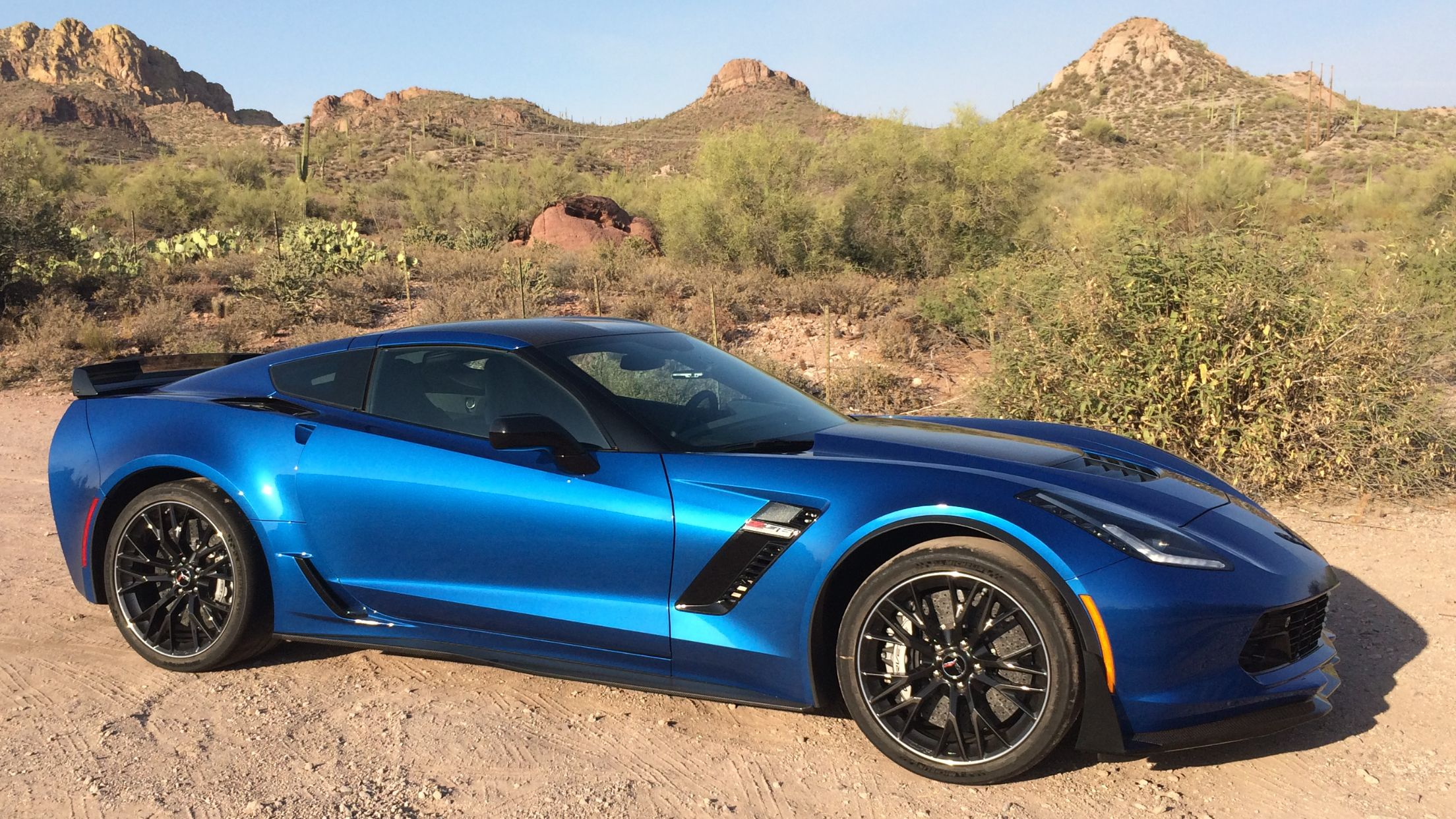 Laguna Blue 2016 Corvette C7 Z06 8 Sd Automatic A Gift From My Wife After I Lost Left Leg She Helped Me Trade C6z06 To Get This Beauty