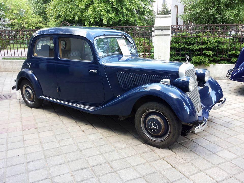 1938 Mercedes-Benz 170 V   Mercedes benz cars