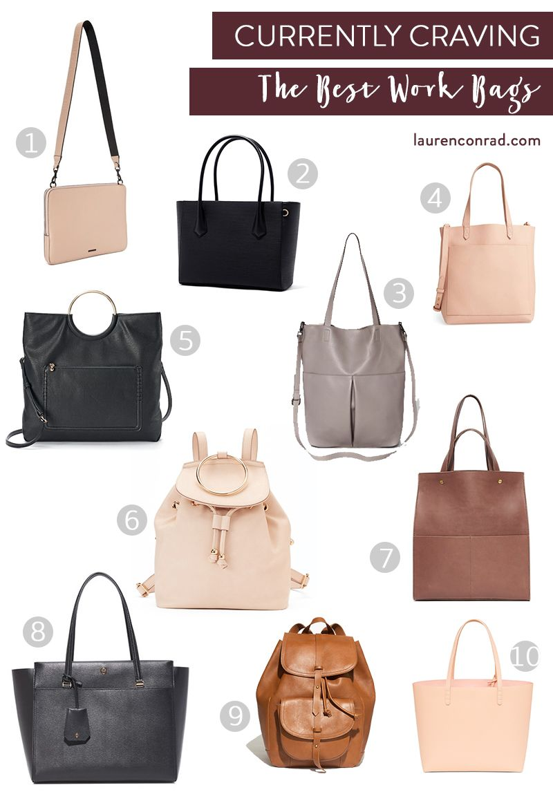 88111013458 Tuesday Ten: The Best Work Bags   Accessories   Best work bag, Work ...
