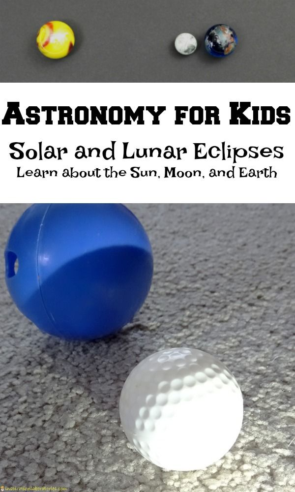 Photo of Make a Model of a Solar Eclipse