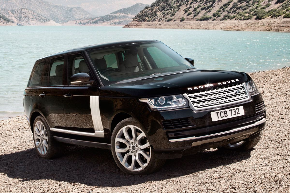 Car of the day Range Rover Hybrid Autobiography http