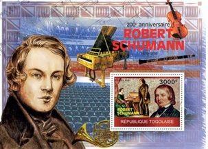 AFNB - Boletim Virtual: Robert SCHUMANN - 1810 - 2010