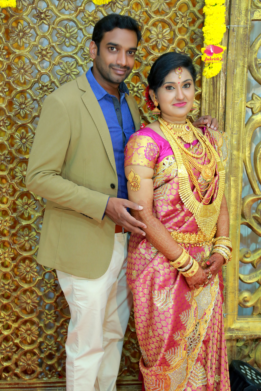 Jukrith Best Bridal Makeover Artist / Jukrith Best Bridal
