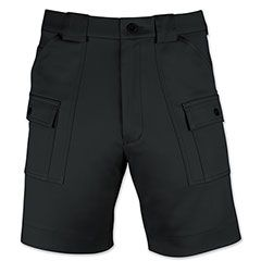 Tidewater Stretch Cargo Short by Sportif review color Black