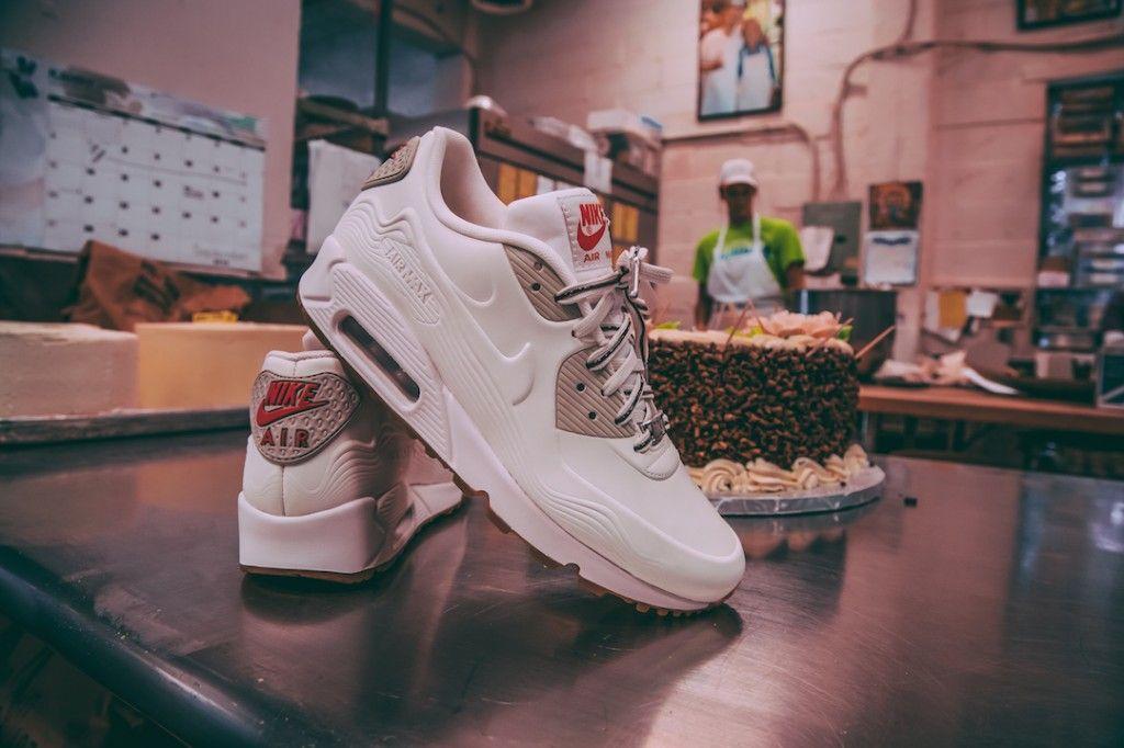 promo code d924c 0e36d ... Nike Air Max 90 Tokyo Harajuku Crepe  AirMax90LookoftheCityShanghai1hd1600.