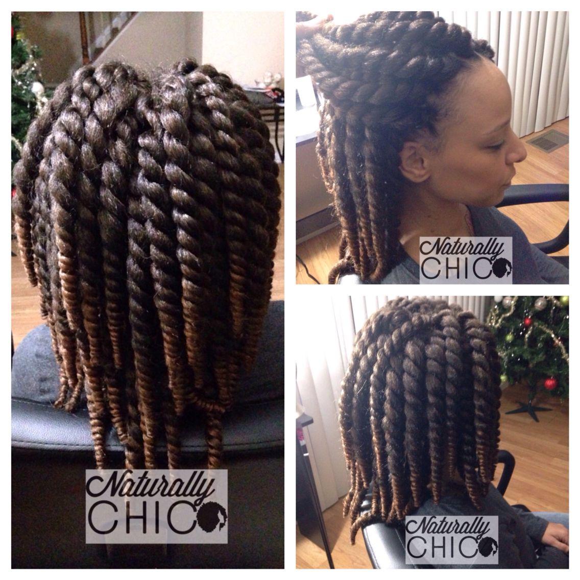 Jamaica Hair Color: Crochet Havana Twists Hair Used Jamaica Kingston