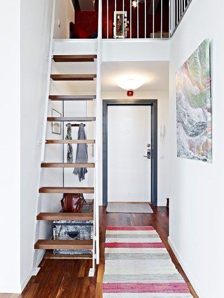 Como aprovechar el espacio en un piso de techos altos - Decoracion para techos ...