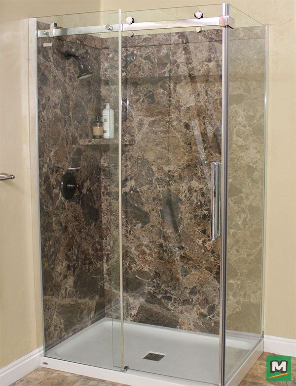 Surround yourself with the luxurious look of natural stone with this ...