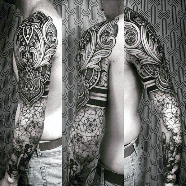 Photo of 100 Modelo de tatuajes para los hombres – Symmetrical Design Ideas