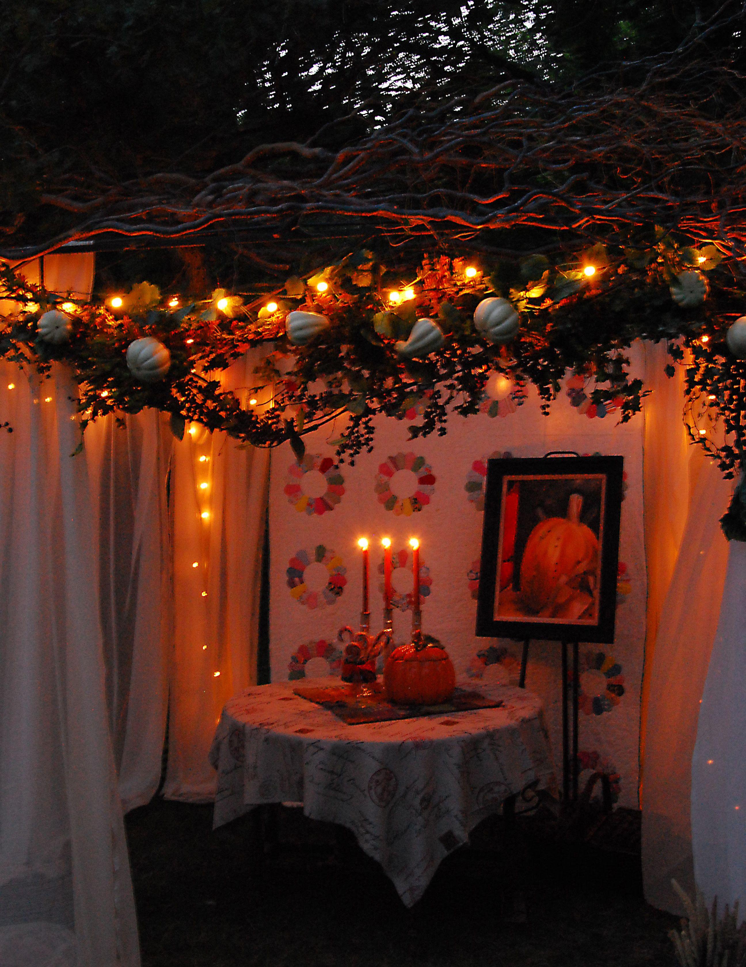 celebrate international holidays: sukkot, la toussaint, halloween