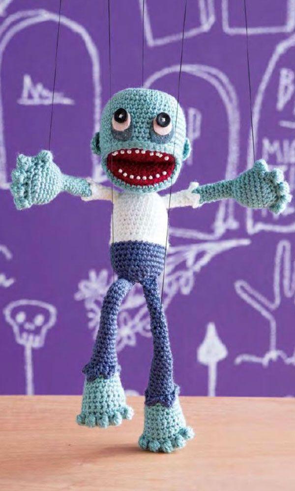 Zombie Crochet Pattern Crochet Pinterest Crochet Patterns And