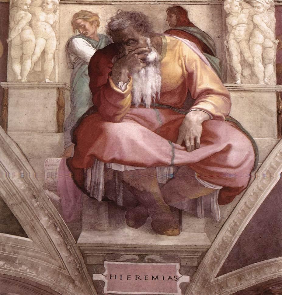 Michelangelo Buonarroti 1475 1564 Sistine Chapel