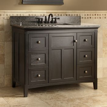 guest bath 42 inch bathroom vanity