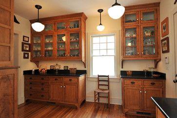 1915 Colonial Revival Addition Traditional Kitchen Kitchen Restoration Bungalow Kitchen Victorian Kitchen