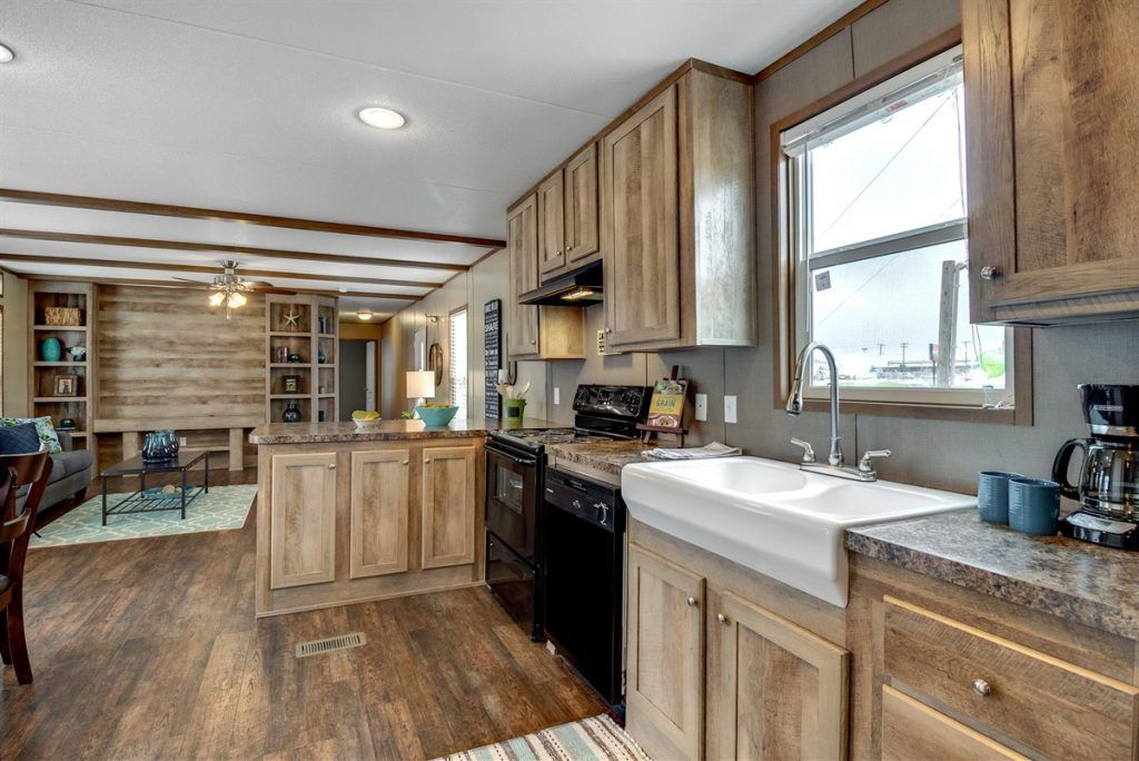 Jessup Patton | Manufactured home remodel, Remodeling mobile ...