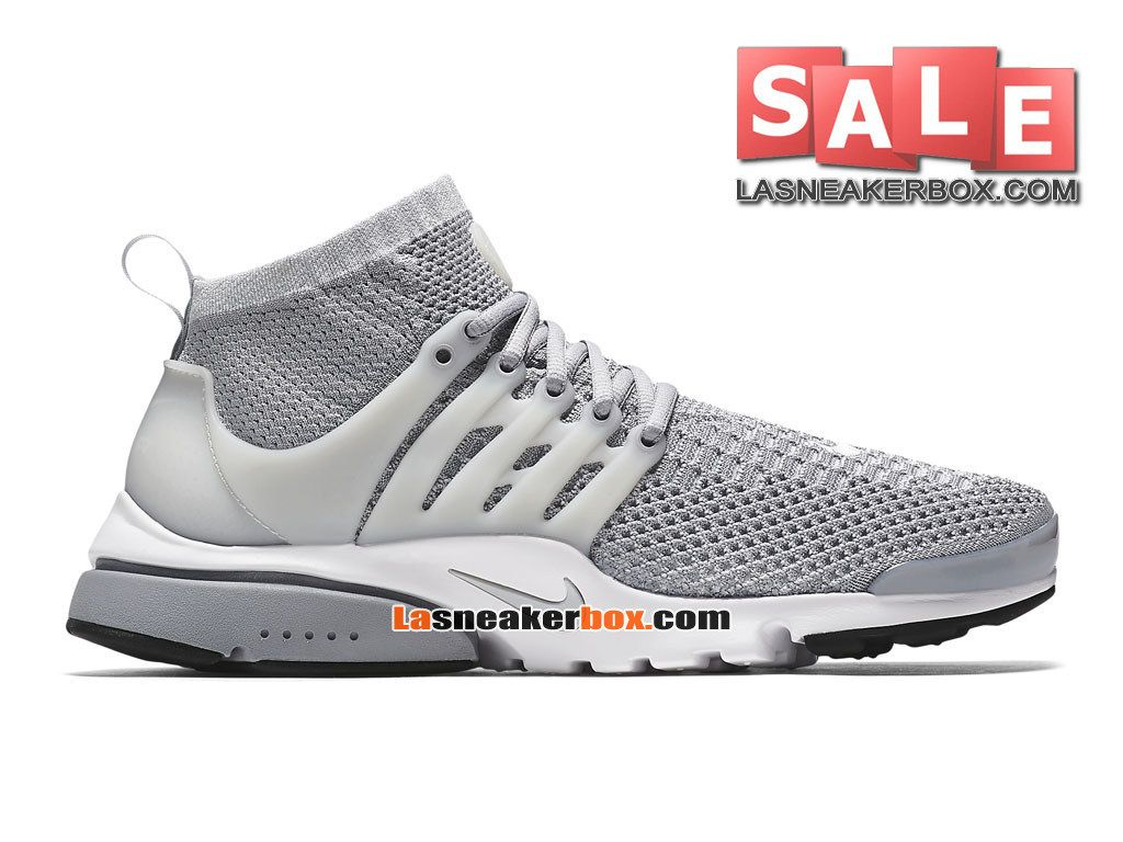 the latest 1f535 629e3 De Nike Presto Chaussures Sports Flyknit Ultra Pas Cher Air