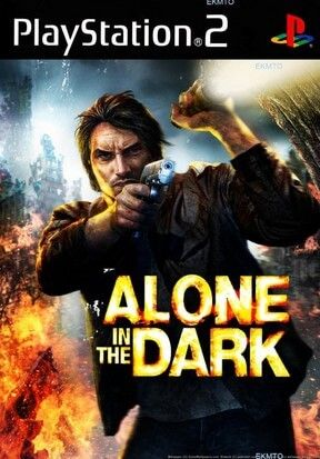 Alone In The Dark 5 Pal Multi 7 Ps2 Juegos Retro Juegos Pc