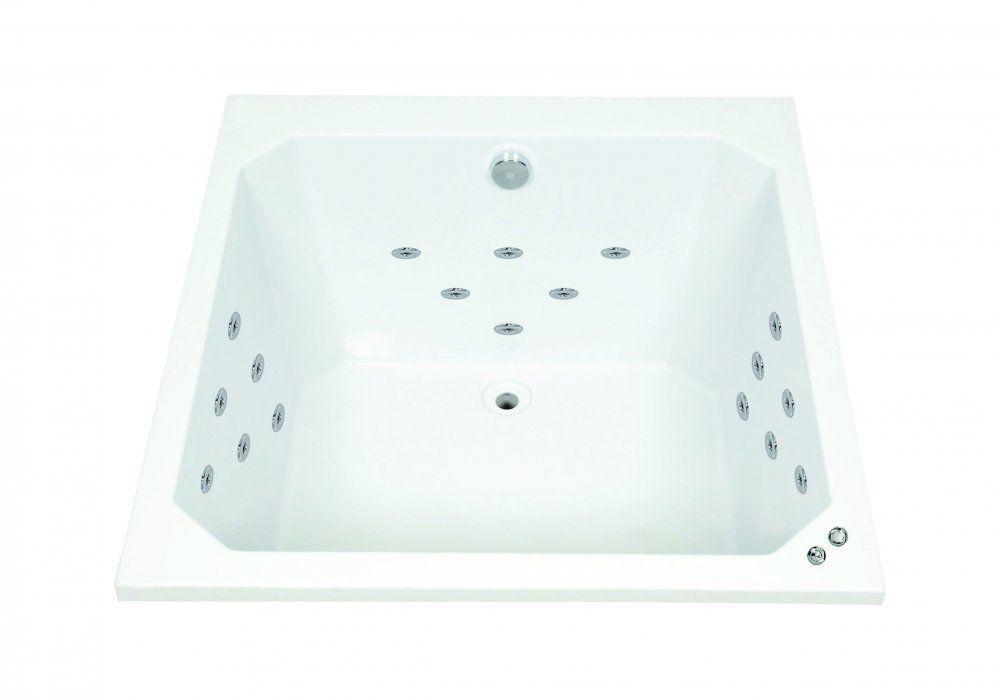 Oriental 24 Jet Turbo Whirlpool Bath | Omnitub | bathroom ...