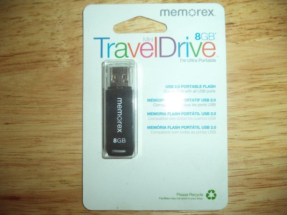 MEMOREX TRAVELDRIVE 8GB DRIVER DOWNLOAD