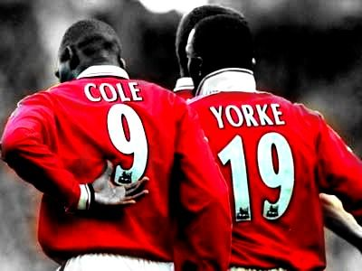 Andy Cole - Dwight Yorke