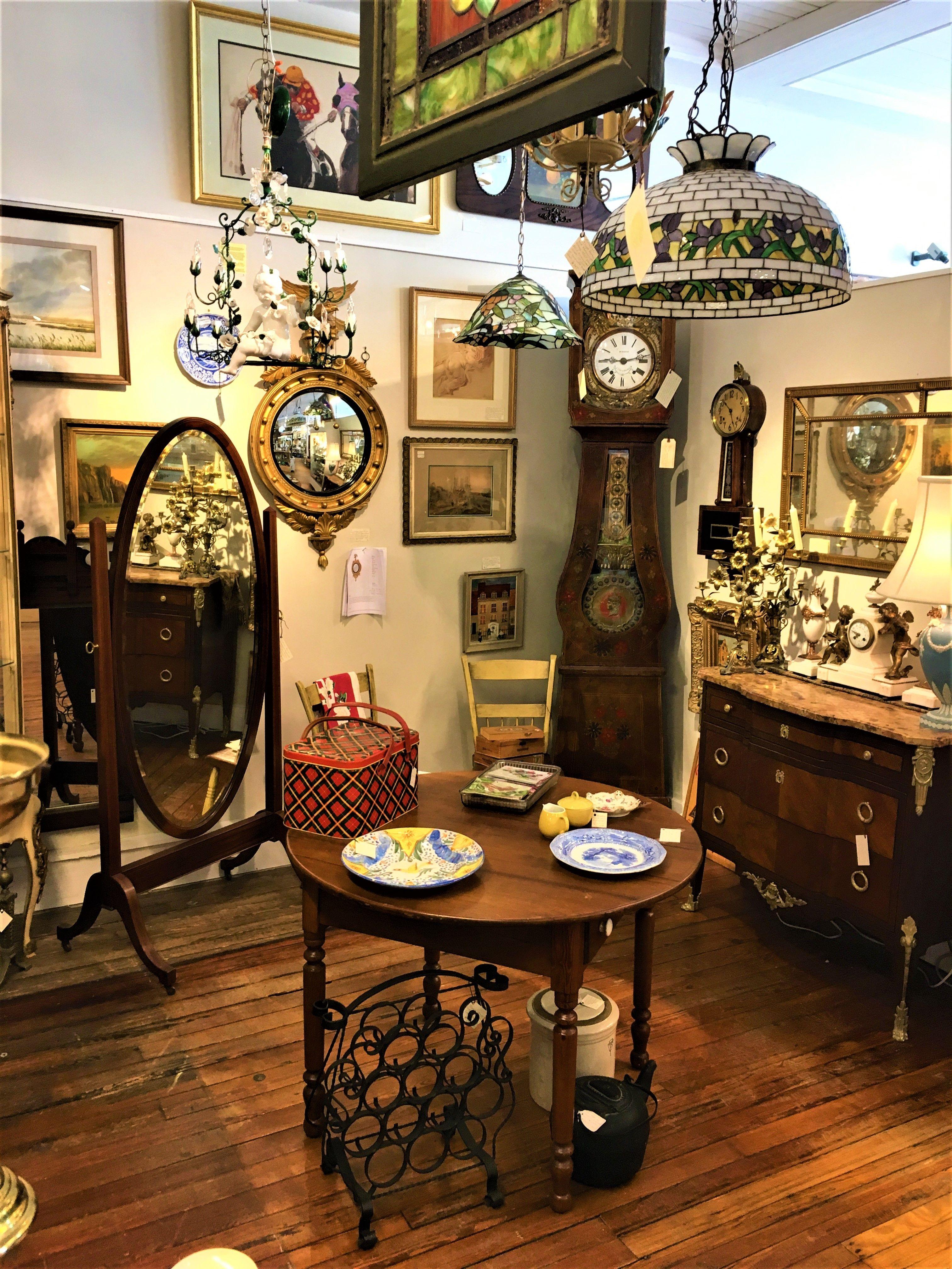 Antique Vintage Decor Interiordesign