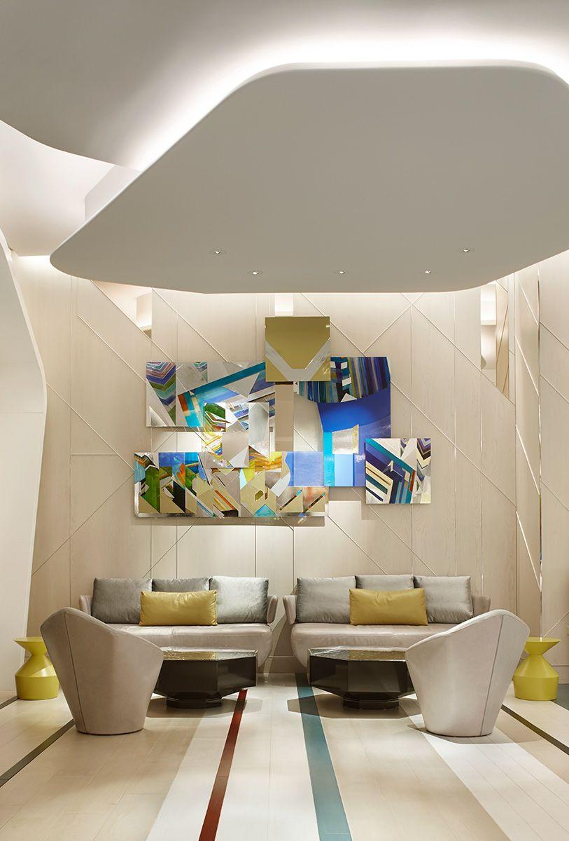 Lago By Julian Serrano At The Bellagio Resort Casino In Las Vegas Interior Design By Studio