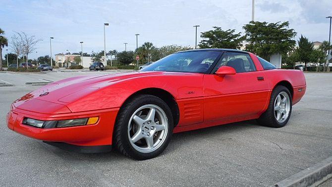 1994 Chevrolet Corvette Zr1 Lt5 405 Hp 6 Speed Mecum Auctions Chevrolet Corvette Corvette Zr1 Corvette
