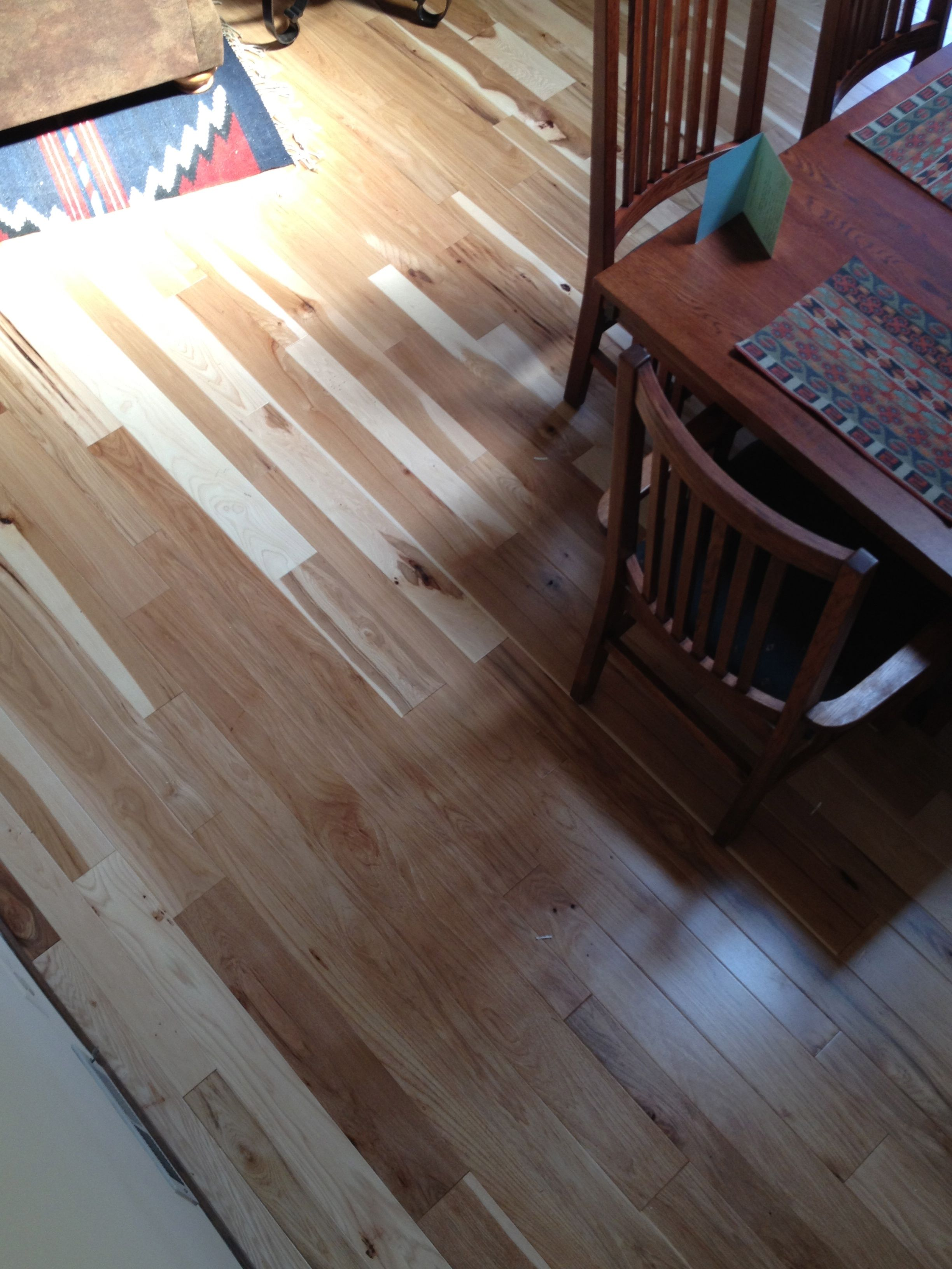 Gorsegner Brothers  Hardwood  Floors features a pre finished Homer     Gorsegner Brothers  Hardwood  Floors features a pre finished Homer wood  natural color